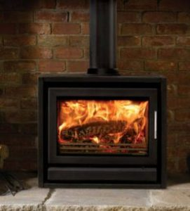 Stovax stove by installer in Scotland
